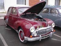 Peugeot 203 Decouvrable (1952 год)