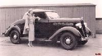 Plymouth серии Р (1935 год)