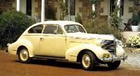 Тот же самый - Pontiac Coupe Sloper. но иной вариант (1938 год)