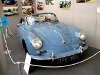 Теперь Porsche 356 можно встретить разве что в музее