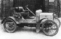 Rover 12 HP (1908 год)