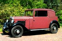 Rover Ten Sportman's Coupe, 1931