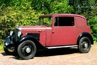 Rover Ten Sportman's Coupe, 1931