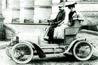 Laurin & Klement Voiturette W (1906 год)