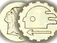 Трансфрмация головы индейца в стрелку (1925 год)