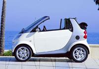 Smart Fortwo Cabrio (2000 год)