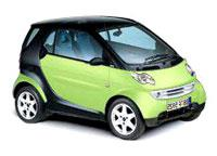Smart Fortwo Coupe (2002 год)