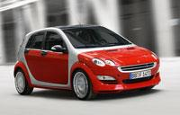 Smart Forfour (2004 год)
