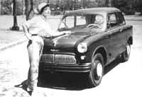 """""""Suzulight"""" (1955 год)"""
