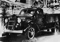 Первый грузовик Toyota (1938 год)