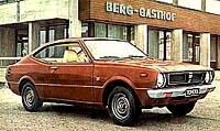 Toyota Сorolla (1966 год)