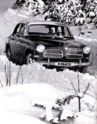 Volvo 120 (1956 год)