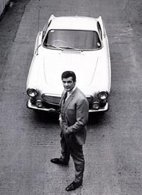 Volvo P 1800 (1960 год)