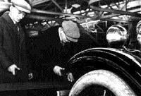 """На """"Москвиче"""" собирается первый автомобиль (1930 год)"""