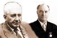 Они были первыми: генеральный директор ВАЗа В.Н.Поляков и главный конструктор ВАЗа В.С.Соловьев