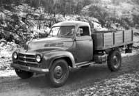 Экспериментальный грузовой УАЗ-300