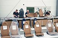 Мелкосерийное производство шорной мастерской BRABUS