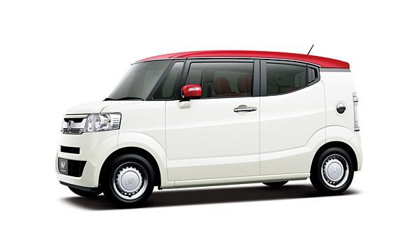 Honda вывела на японский рынок N-Box Slash, фото 1