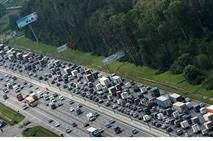 Через пять лет большинство водителей пересядут на общественный транспорт, фото 1