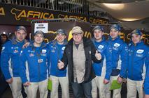 AFRICA ECO RACE 2015: Нелегкое начало первых боевых километров!, фото 3