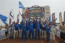 Победный финиш КАМАЗ-Мастер и VEB Racing на ралли-марафоне «Africa Eco Race 2015»!, фото 6