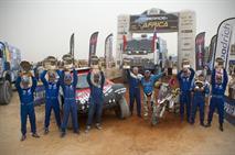 Победный финиш КАМАЗ-Мастер и VEB Racing на ралли-марафоне «Africa Eco Race 2015»!, фото 7