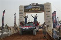 Победный финиш КАМАЗ-Мастер и VEB Racing на ралли-марафоне «Africa Eco Race 2015»!, фото 8