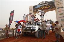 Победный финиш КАМАЗ-Мастер и VEB Racing на ралли-марафоне «Africa Eco Race 2015»!, фото 12