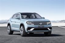 Volkswagen привез в Детройт 360-сильный концепт, фото 1