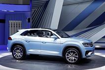 Volkswagen привез в Детройт 360-сильный концепт, фото 2