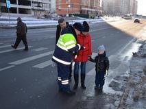 ГИБДД проведет облаву на пешеходов-нарушителей