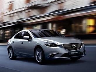 В Россию едет новая Mazda 6