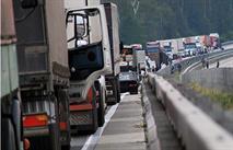 В Москве отбойники смогут останавливать грузовики, фото 1