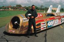 Castrol поможет установить новый мировой рекорд скорости на суше, фото 1