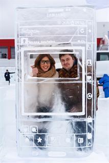 """Московский """"PORSCHE WINTER FESTIVAL 2015"""", фото 8"""
