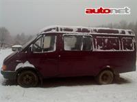 ГАЗ 2705 (Комби) 2.1 TD