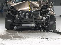 Полноприводные машины оказались самыми безопасными