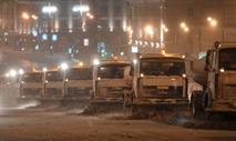 Сильный снегопад может парализовать движение в Москве, фото 1