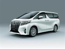 В России начались продажи обновленного минивэна Toyota Alphard, фото 1
