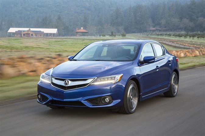 В США начались продажи новой Acura ILX, фото 4