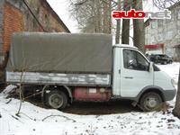 ГАЗ 33023 2.4 Chrysler