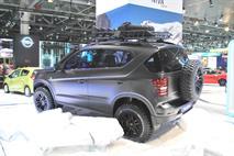 Начались испытания новой Chevrolet Niva , фото 2