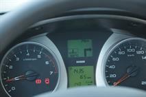 Lada Granta оснастили навигационной системой, фото 1