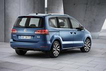 Volkswagen везет в Женеву новый Sharan, фото 2