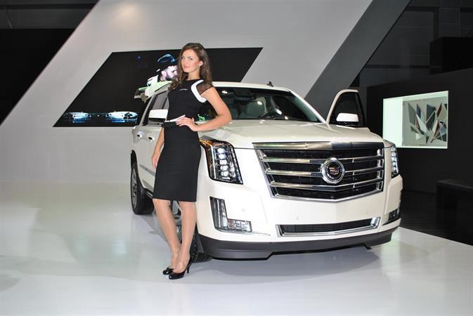 В России появился новый Cadillac Escalade, фото 1