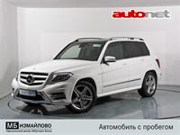 Mercedes-Benz GLK 220 BlueTEC 4MATIC