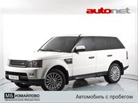 Land Rover Range Rover Sport 3.0 TD 4WD
