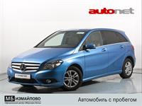 Mercedes-Benz  B 180 BlueEFFICIENCY