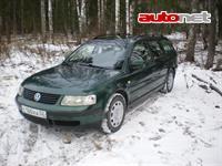 Volkswagen Passat Variant 1.8 4motion