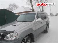 Hyundai Terracan 2.5 CRDi 4WD